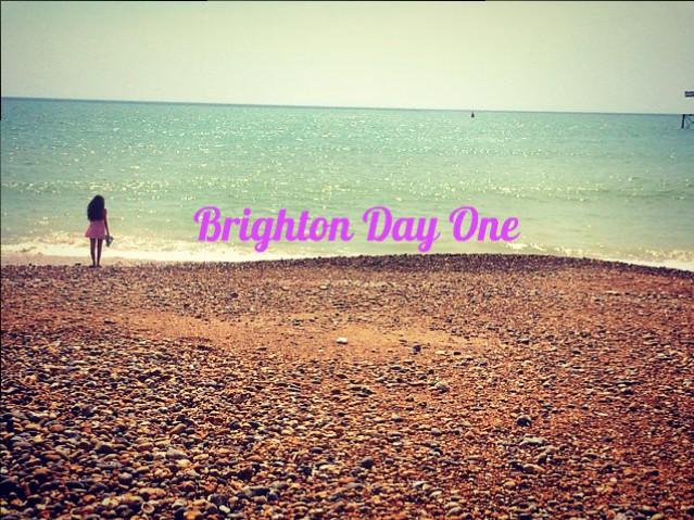 brighton day one
