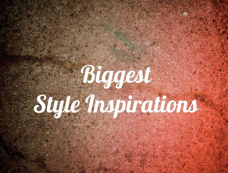 style inspirations