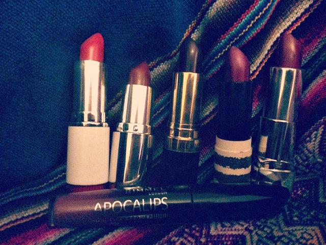 autumn lip picks